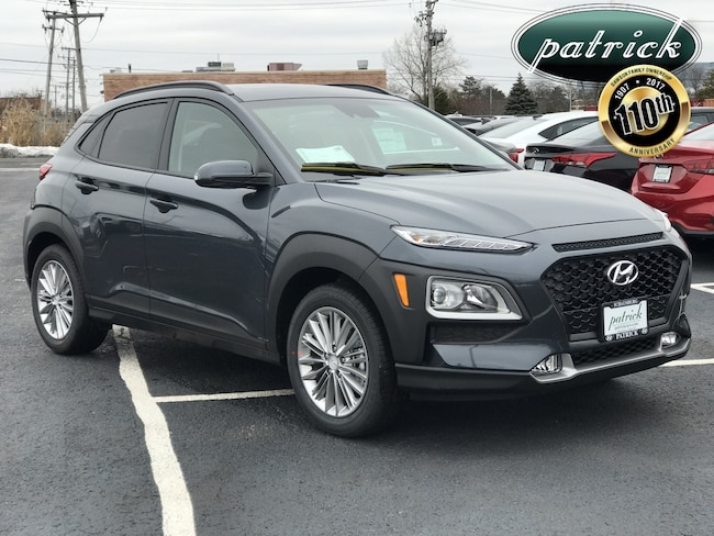 New 2019 Hyundai Kona SEL SUV for sale in Chicago Area
