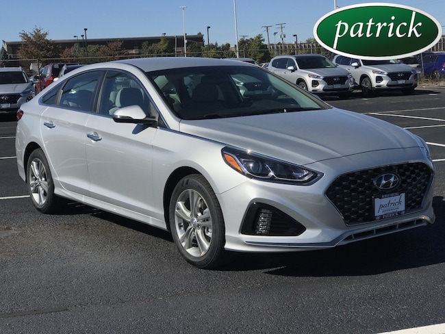 New 2019 Hyundai Sonata SEL Sedan for sale in Chicago Area