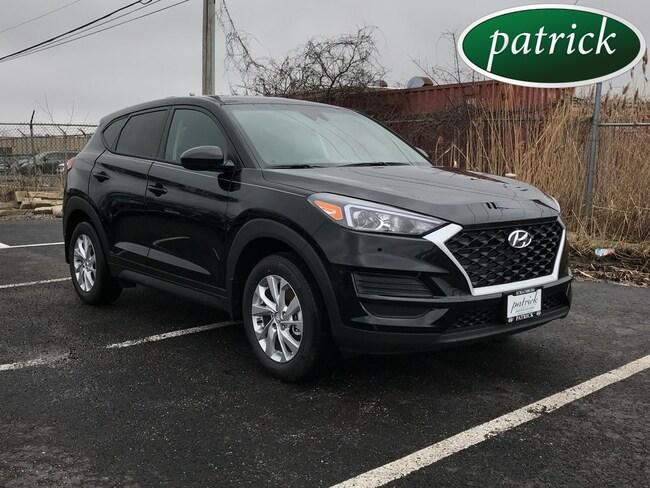 New 2019 Hyundai Tucson SE SUV for sale in Chicago Area