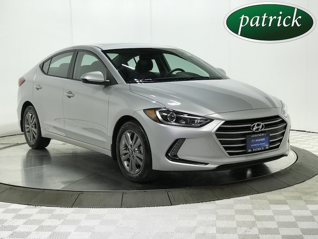 Pre-Owned 2017 Hyundai Elantra Value Edition Sedan for sale in Chicago area