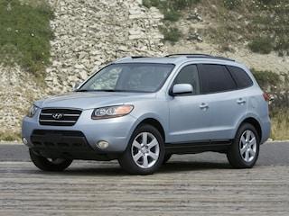 Pre-Owned 2007 Hyundai Santa Fe Limited SUV for sale near Hoffman Estates, Palatine & Buffalo Grove