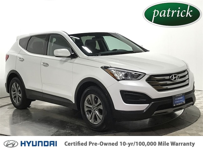 Certified Pre-Owned 2016 Hyundai Santa Fe Sport 2.4 AWD SUV for sale in Chicago area