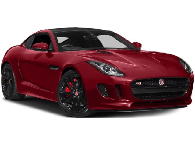New Jaguar F-Type Performance Coupe