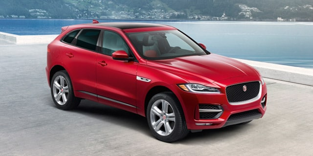2018 F-PACE R-SPORT