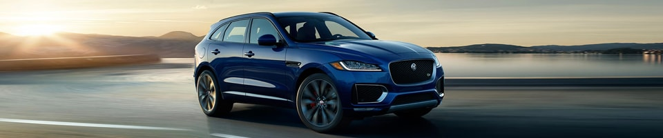 Jaguar of Naperville 2018 F-PACE