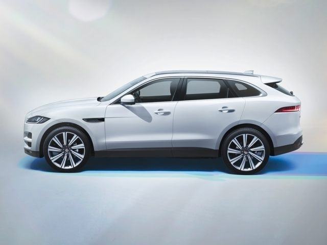 New Jaguar F-Pace SUV