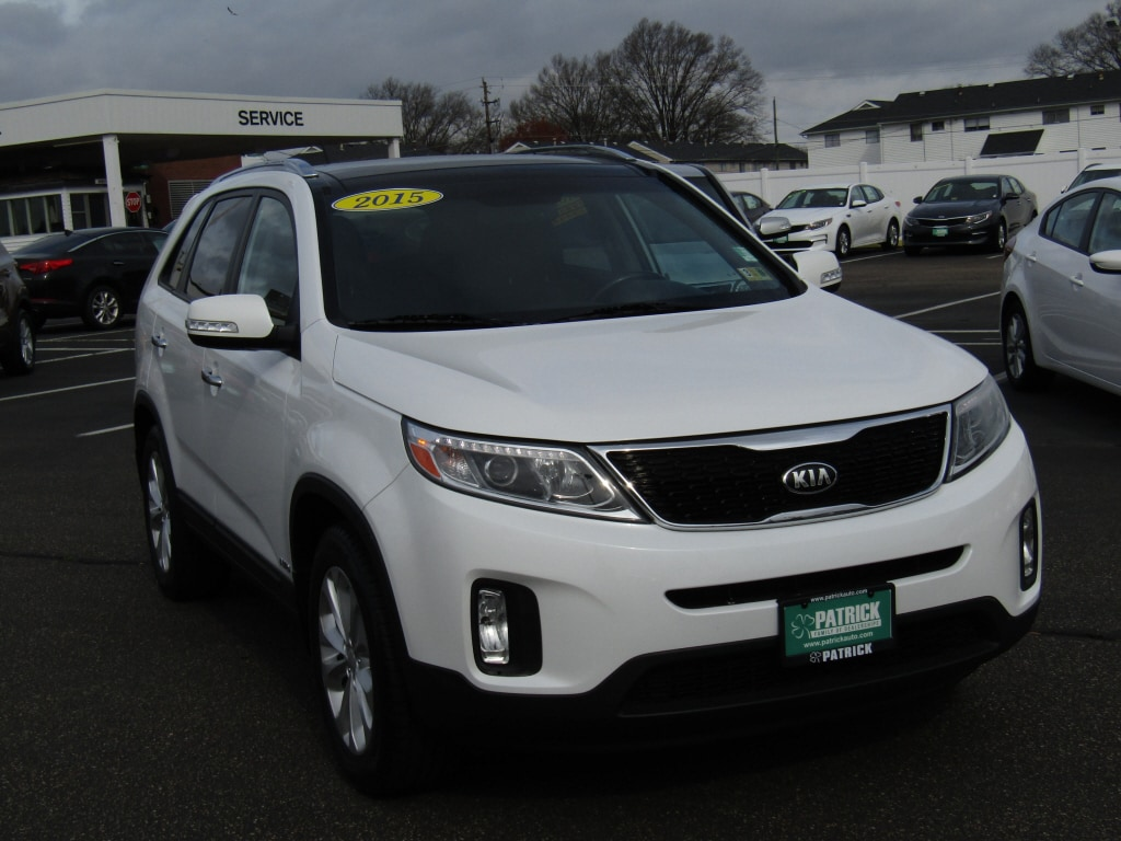 Used 2015 Kia Sorento EX AWD EX SUV (V6) For Sale In Richmond,