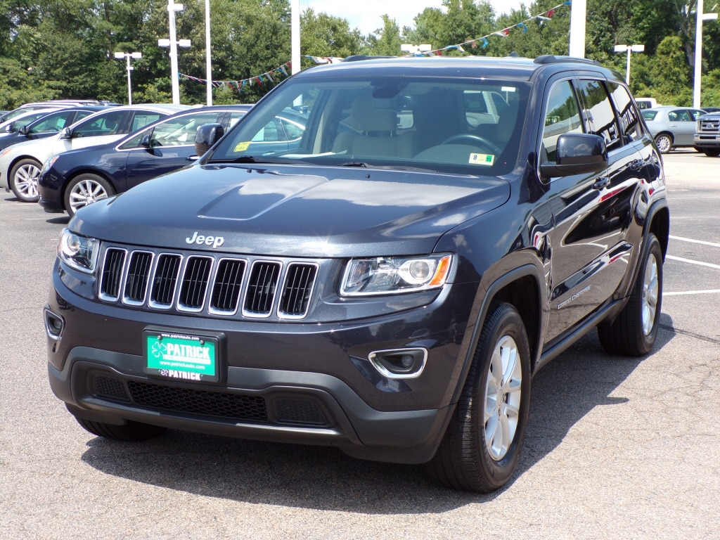 ... Used 2016 Jeep Grand Cherokee Laredo 4x4 Laredo SUV For Sale In Richmond,  VA ...