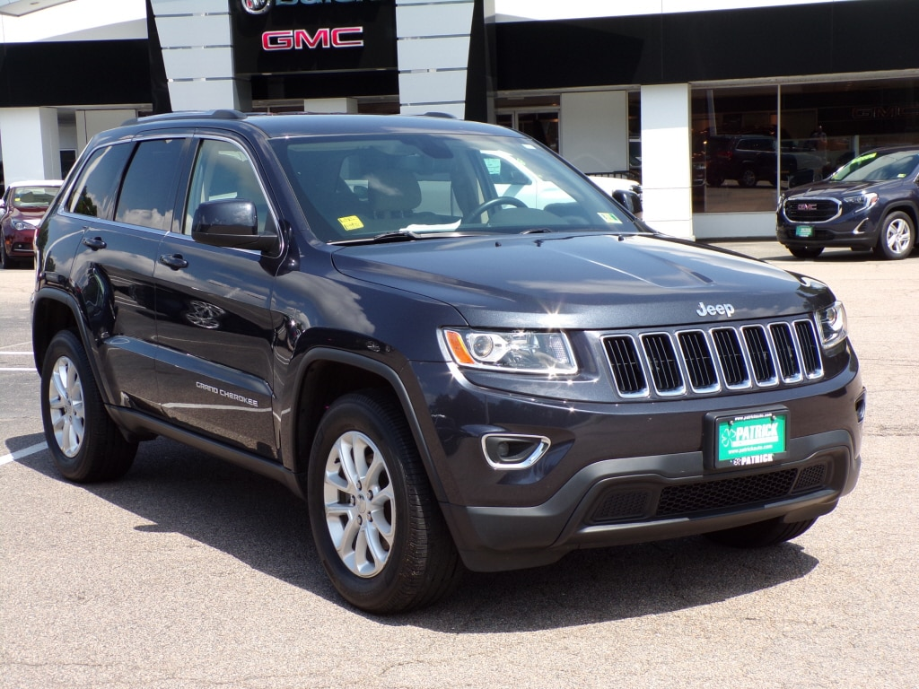 Used 2016 Jeep Grand Cherokee Laredo 4x4 Laredo SUV For Sale In Richmond, VA