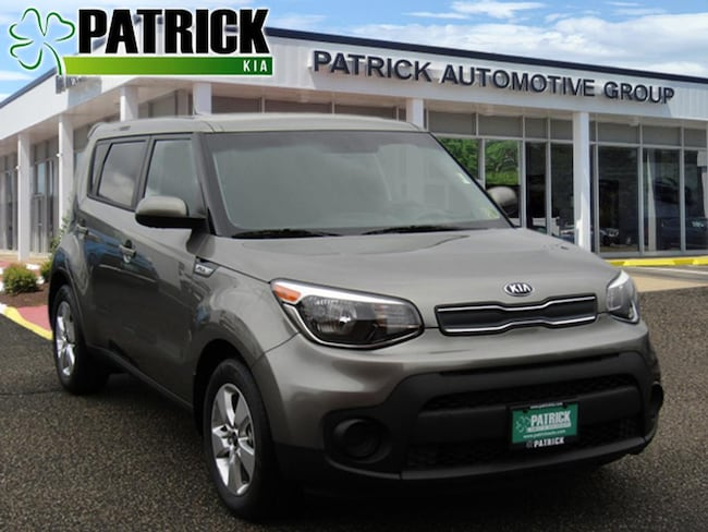 New 2018 Kia Soul Base Hatchback For Sale in Richmond, VA