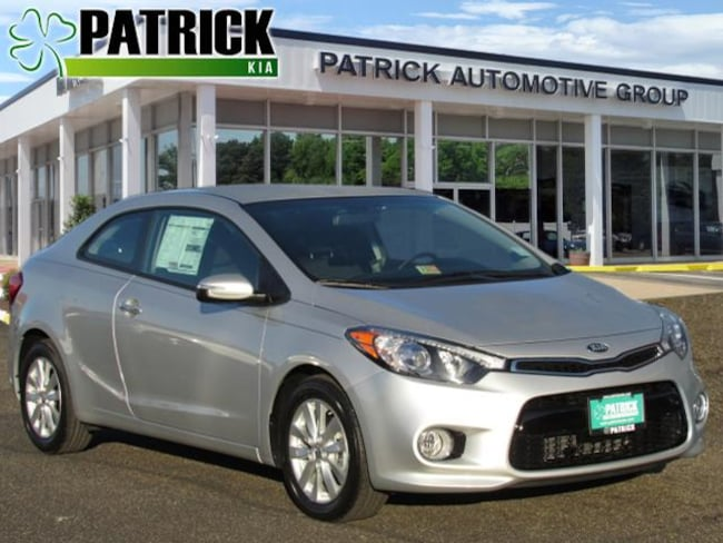 New 2016 Kia Forte Koup EX Coupe in Richmond, VA