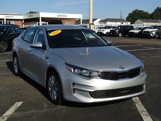 Used 2017 Kia Optima LX LX  Sedan in Richmond VA