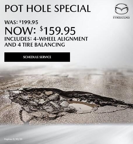 Pot Hole Service