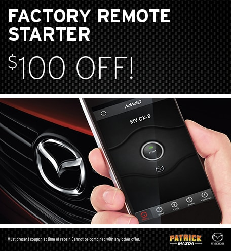 Factory Remote Starter