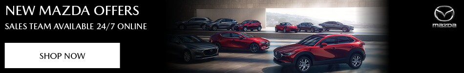 April New Mazda Offers