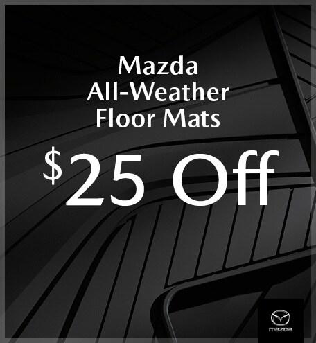 Mazda All Weather Floor Mats
