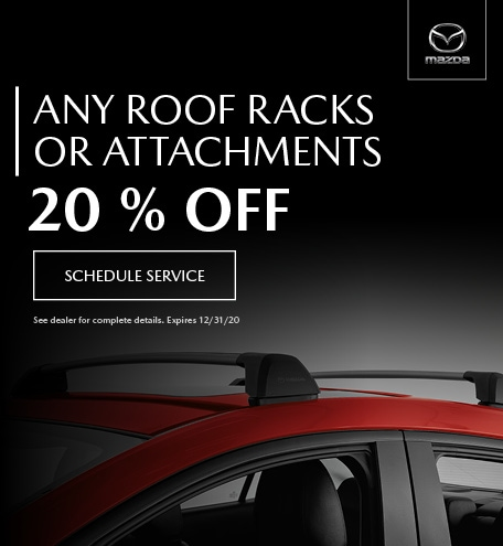 October Any Roof Racks Or Attachments 20 % Off
