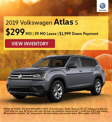 October 2019 Atlas Lease