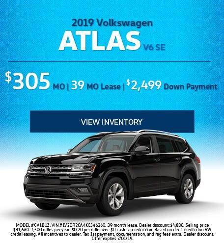 June 2019 Atlas Lease