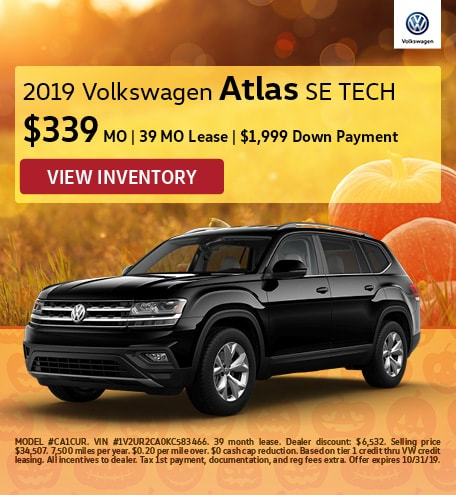 October 2019 Atlas SE Lease