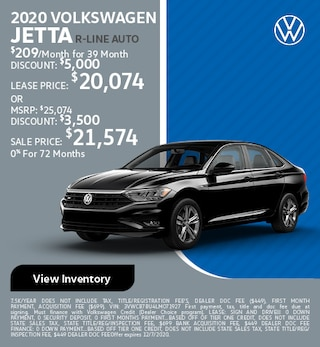 November 2020 VOLKSWAGEN JETTA R-LINE AUTO