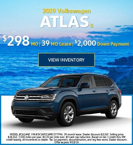 July 2019 Atlas Lease