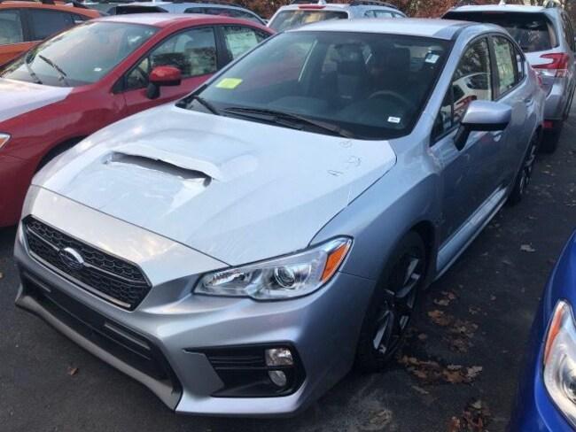 New 2019 Subaru WRX Premium Sedan in Bangor