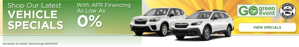 Shop Our Latest Vehicle Specials