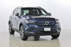 2022 Volvo XC40 Recharge Twin Pure Electric Plus SUV for Sale in Schaumburg, IL at Patrick Volvo Cars
