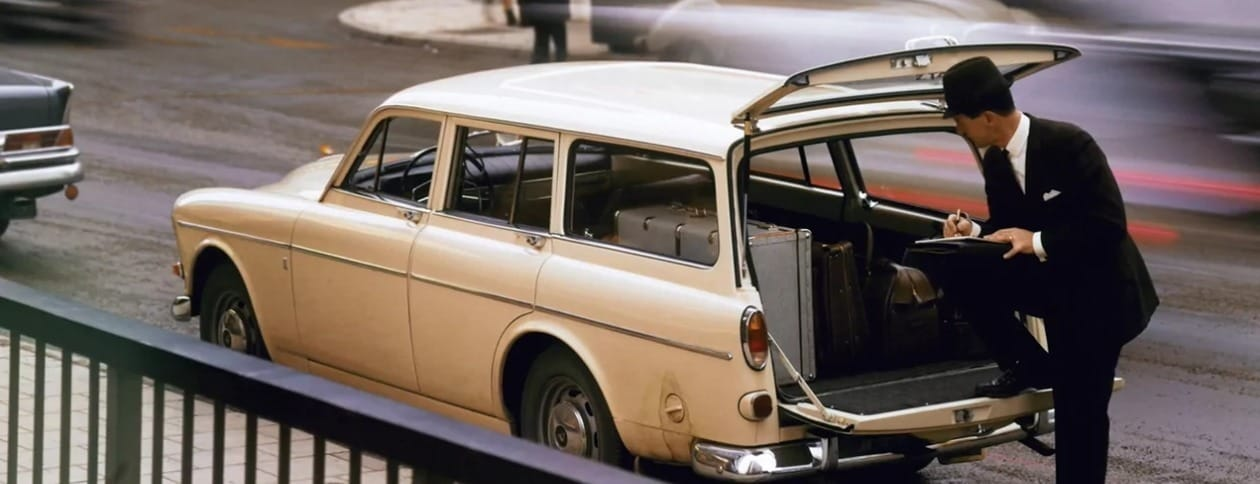 60 years of Volvo