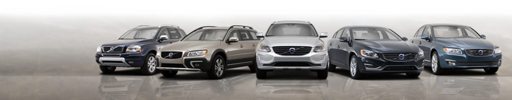 Luxury Volvo Cars & SUVs