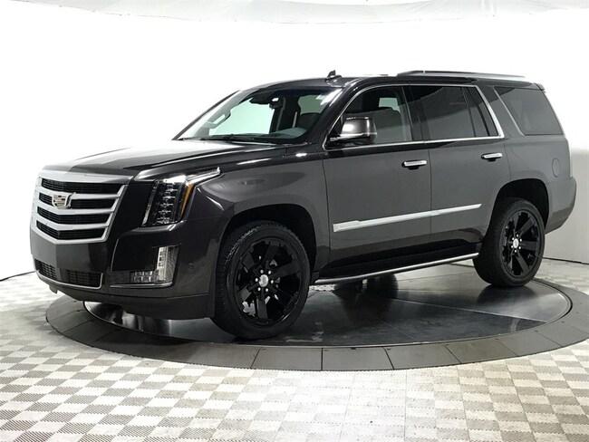 Used 2018 CADILLAC Escalade Premium Luxury SUV for sale in Chicago Area