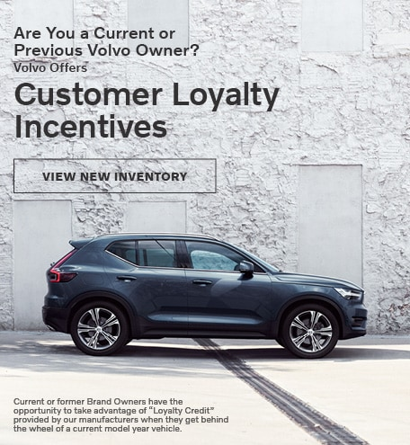Are You a Current or Previous Volvo Owner?