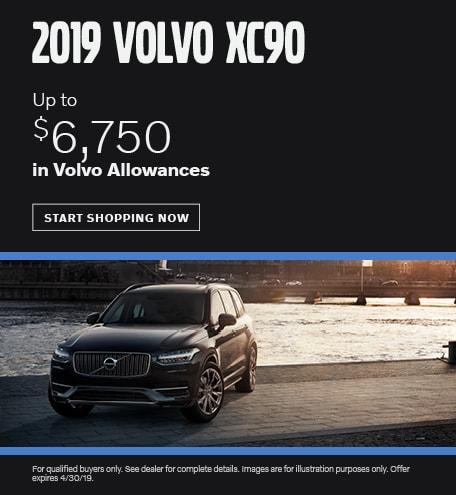 2019-XC90 Allowances-April
