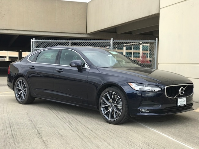 new 2019 volvo s90 t6 momentum sedan for sale lease. Black Bedroom Furniture Sets. Home Design Ideas