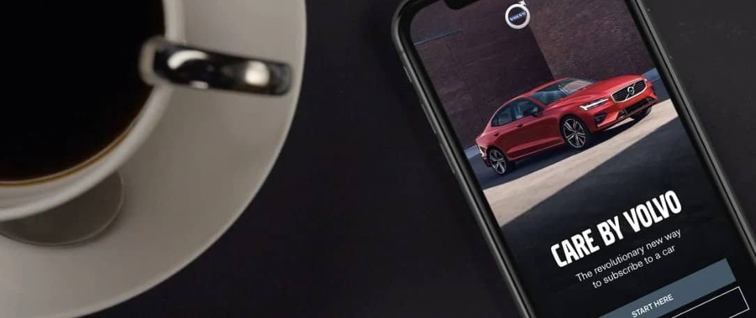 Care by Volvo App