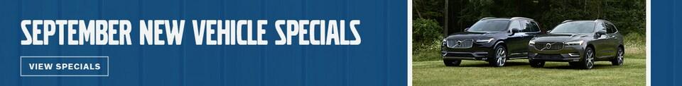 2019 - Sept New Specials