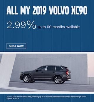 2019 - Sept XC90 APR