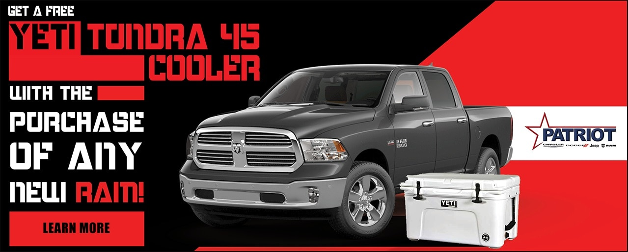 New Dodge Trucks >> New Vehicles For Sale At Patriot Chrysler Dodge Jeep Ram Of