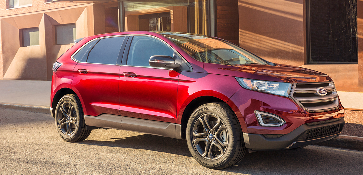 The  Ford Edge Vs The  Chevy Equinox