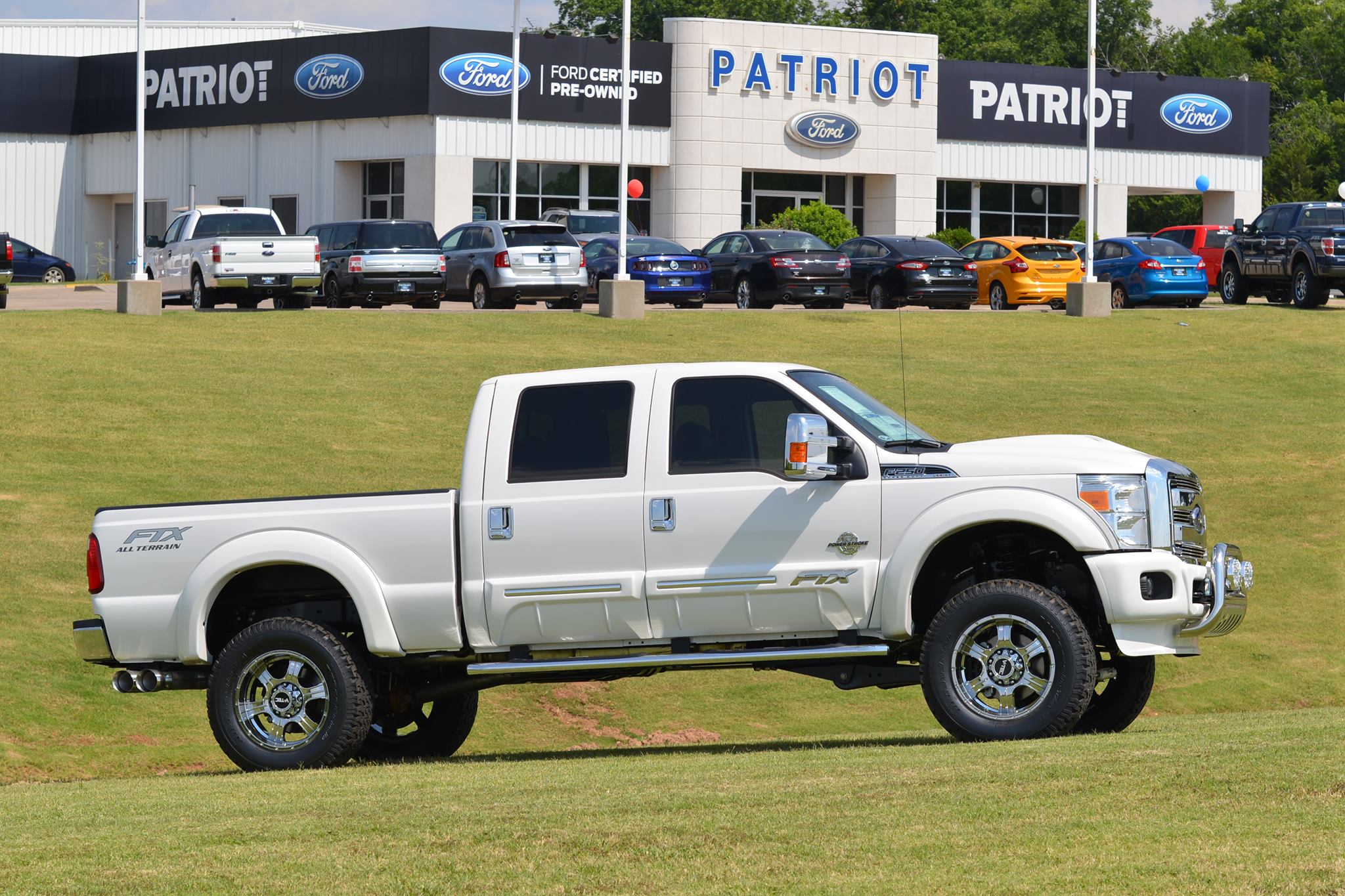 Used Cars Norman Ok >> About Patriot Ford | New Ford and Used Car Dealer | Purcell