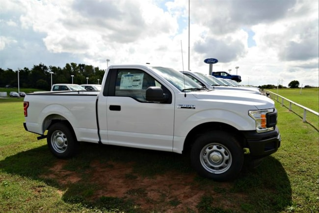New 2018 Ford F-150 XL Truck For Sale/Lease Purcell, OK