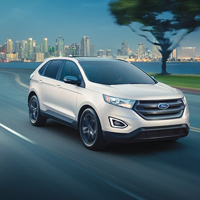 The  Ford Edge Comes Equipped With A Four Cylinder Engine Hitting An Impressive  Horsepower And  Lb Ft Of Torque Easily Outpacing The