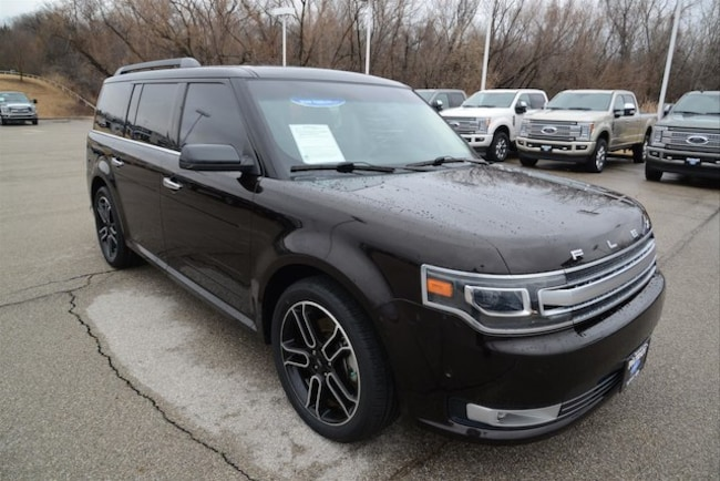 Used 2013 Ford Flex Limited SUV For Sale Purcell, OK