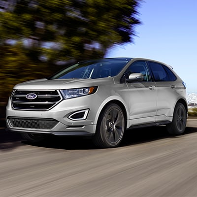 The Ford Edge Offers Available Convenience And Safety Features Like Speed Sensitive Windshield Wipers Adaptive Cruise Control And An Automated Parking