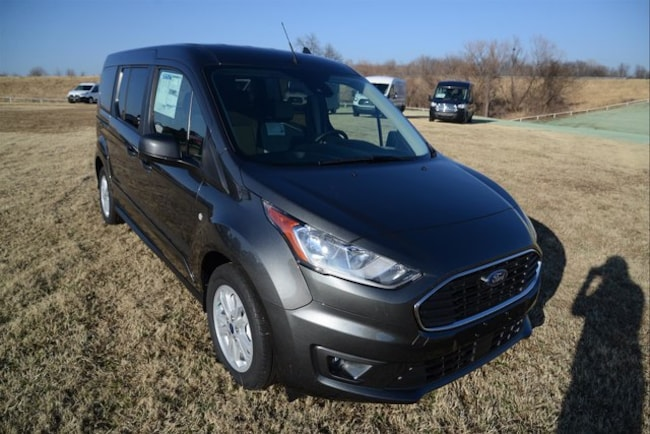New 2019 Ford Transit Connect XLT Van For Sale/Lease Purcell, OK