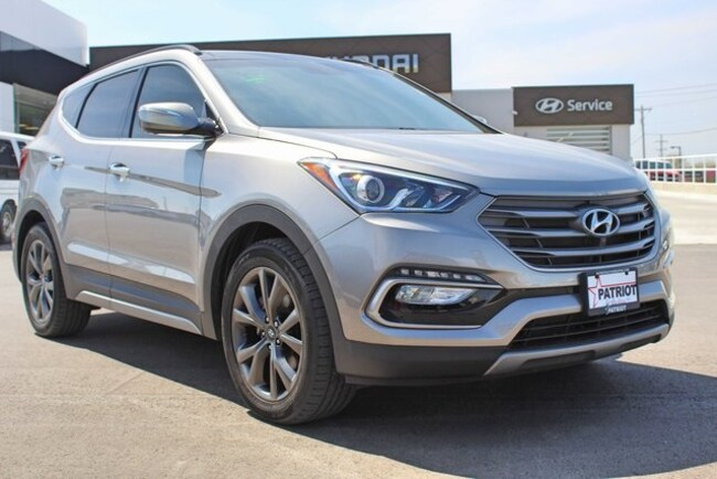 Used 2018 Hyundai Santa Fe Sport 2.0L Turbo Ultimate SUV for sale in Bartlesville, OK