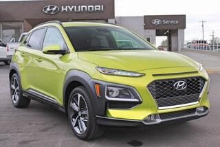 New Hyundai 2019 Hyundai Kona Limited Utility for sale in Bartlesville, OK