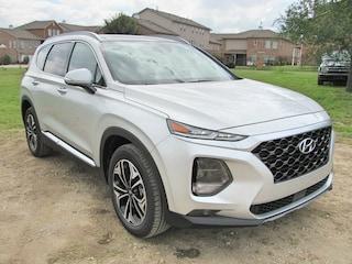 New Hyundai 2019 Hyundai Santa Fe Limited 2.0T SUV for sale in Bartlesville, OK