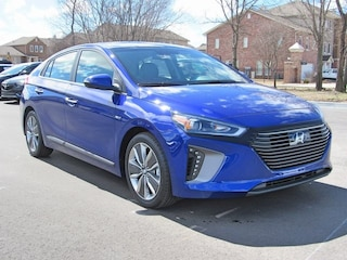New Hyundai 2019 Hyundai Ioniq Hybrid Limited Hatchback for sale in Bartlesville, OK